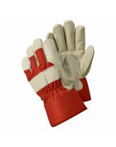 Red Rigger Gloves (Medium)