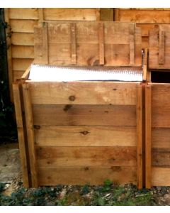 400 Blackdown Range Single Deluxe Standard Wooden Composter