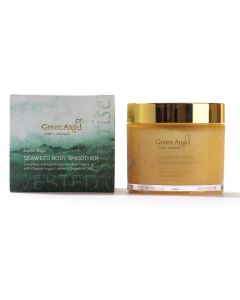 400g Green Angel Organic Seaweed & Argan Sunrise Magic Body Smoother Exfoliator