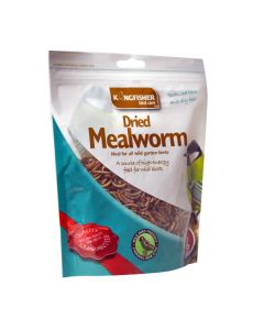 80 grams of Dried Mealworms Wild Bird Feed