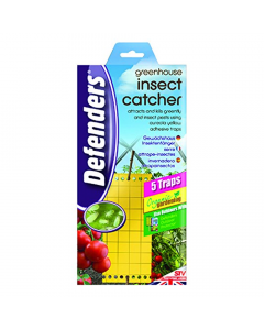 Greenhouse Insect Catcher - 5 Traps