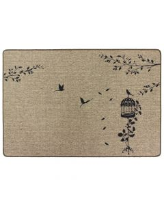 Birds Design Elegance Indoor Mat 50 x 70cm