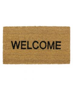 Welcome Latex Coir Doormat 33.5 x 60cm