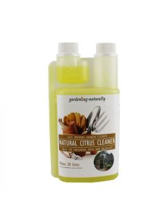 Gardening Naturally Natural Citrus Cleaner For Garden & Greenhouse 500ml