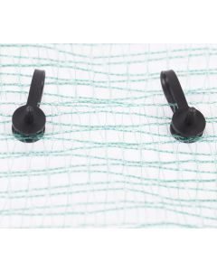 Gardening Naturally Netting Clips Pack of 75