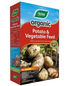 Organic Potato & Vegetable Feed 1.5kg - Westland