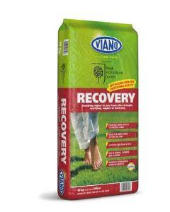 Viano Recovery Organic Lawn Fertiliser 10 KG Bag