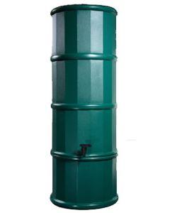 110L Slimline Polybutt Water Butt - Green
