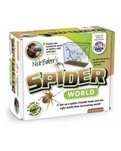Spider World - My Living World Children's Naturalist Set