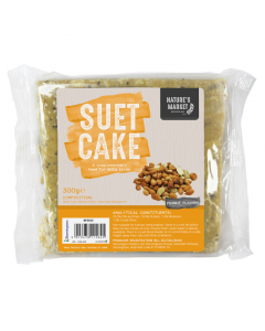 300g Suet Cake with Peanut