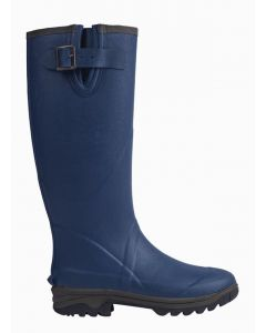 Neoprene Wellington Boot - Navy 5