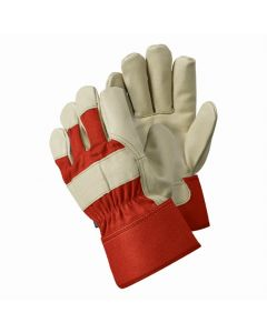 Red Rigger Gloves (Medium)