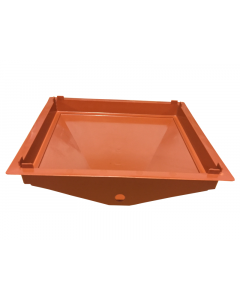 Tiger Wormery Drainage Sump Tray Terracotta