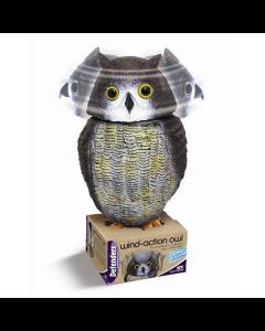 Wind Action Owl Pest Deterrent